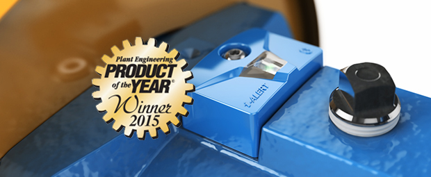 ITT's i-ALERT®2 Equipment Health Monitor named Product of the Year, Silver Award Winner