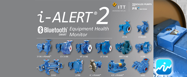 i-ALERT®2 Equipment Health Monitor