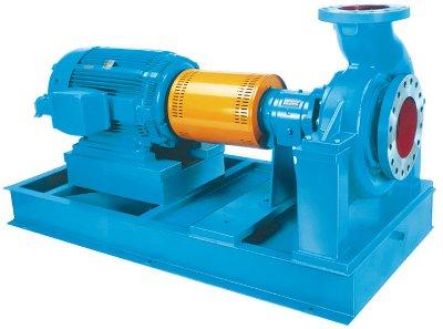 3186 High Temperature Pressure Paper Stock Process Pumps