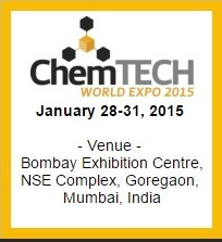 Chemtech World Expo –2015