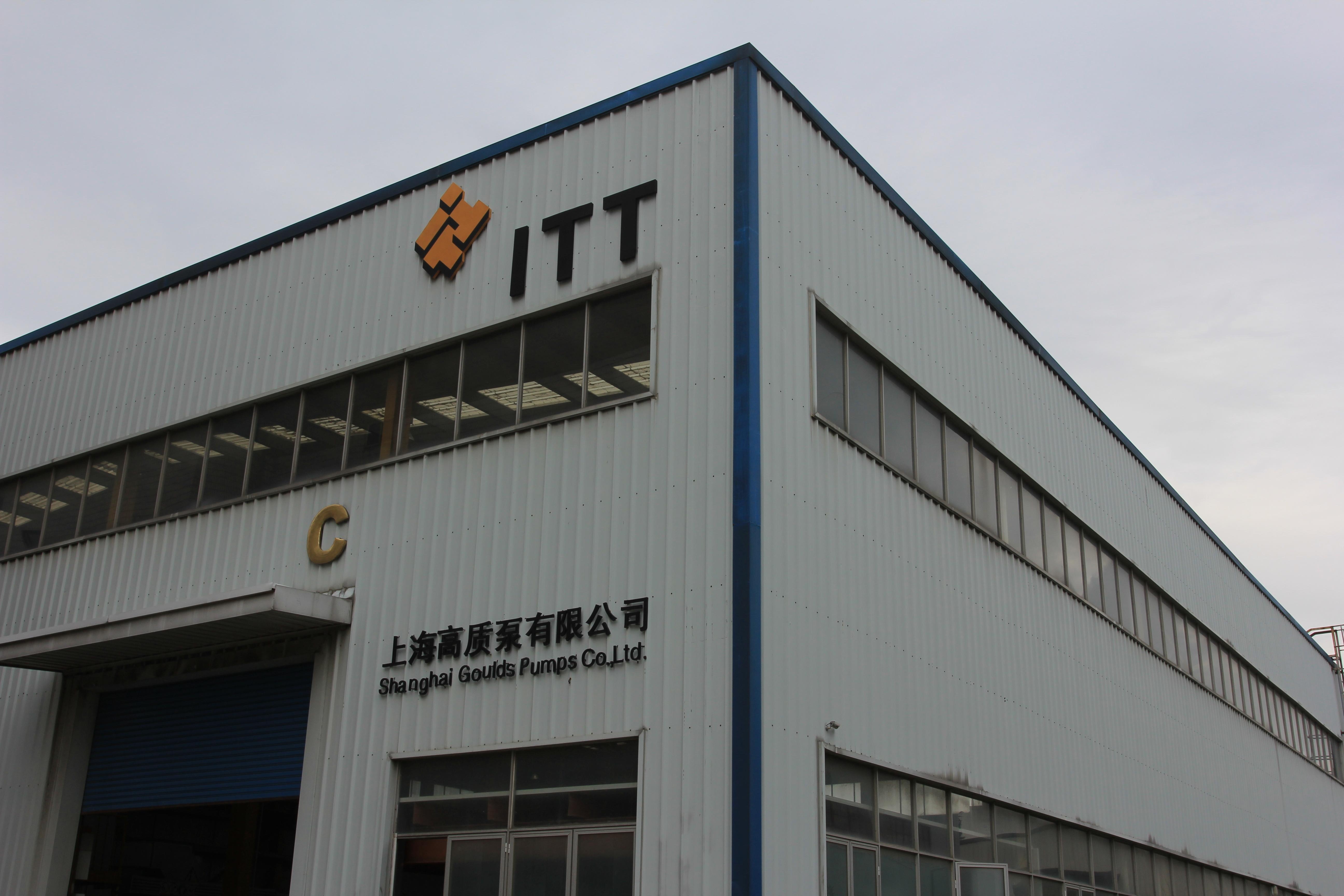 ITT Goulds Pumps is a leading manufacturer of pumps for a