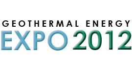 2012 Geothermal Energy Expo