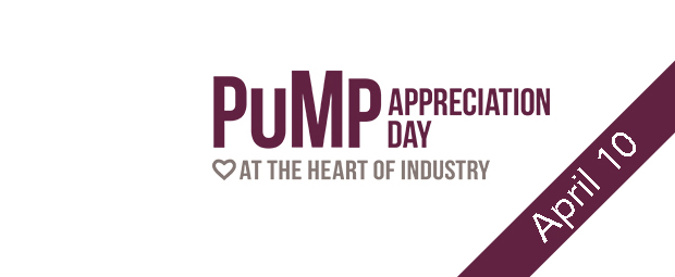Pump Appreciation Day