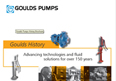Goulds Pumps History Brochure