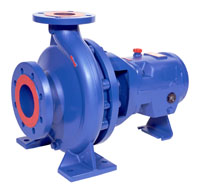 Goulds ICV Vertical Chemical Process Pumps
