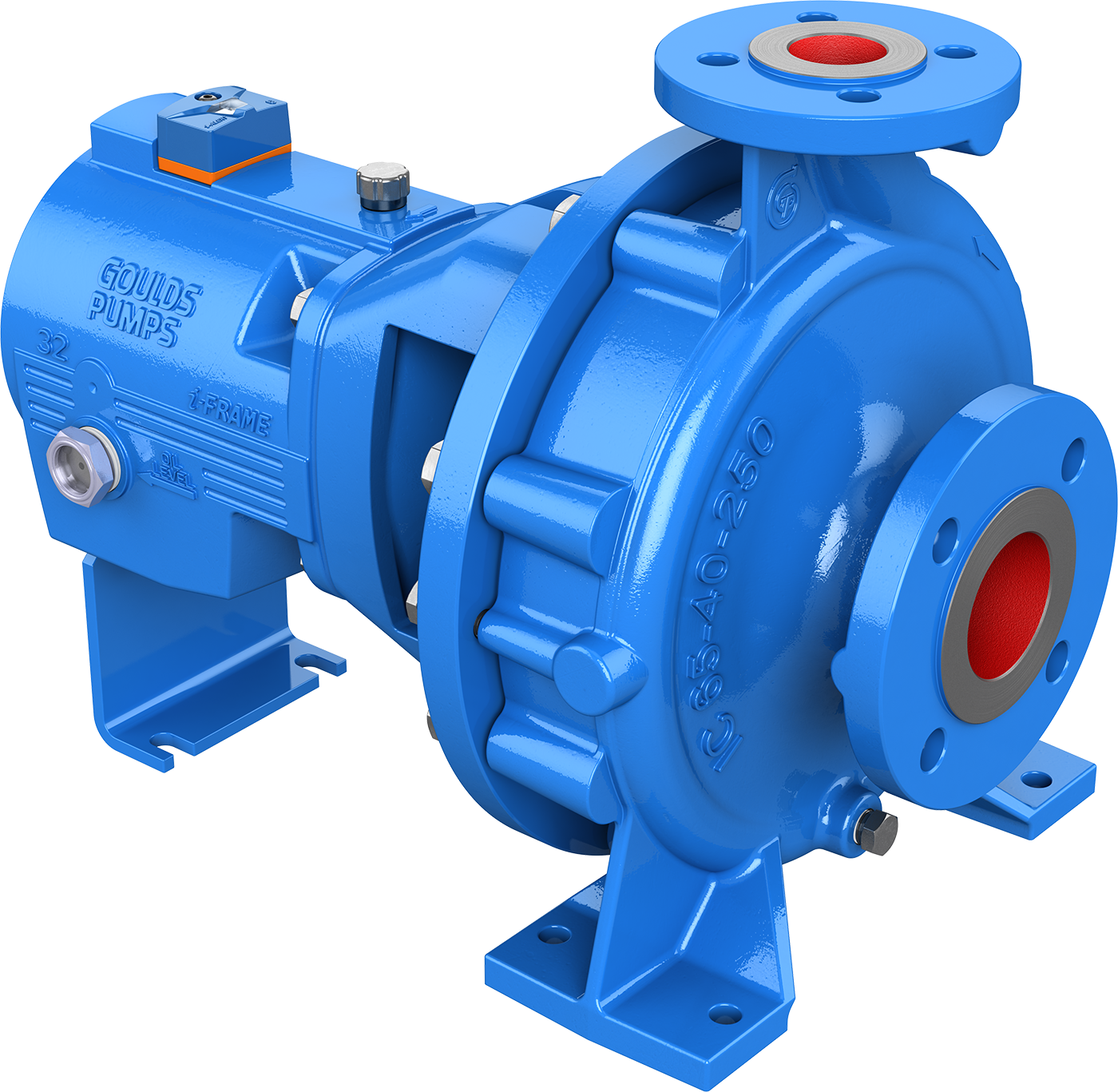 ICO Open Impeller i-Frame Pump