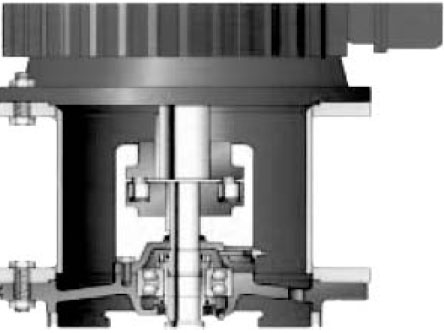 how to set impeller clearance on a goulds pump