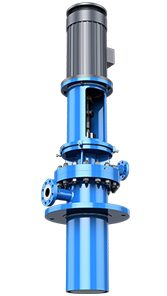 Goulds VICR Type VS6 Vertically Suspended Can Radial Pumps