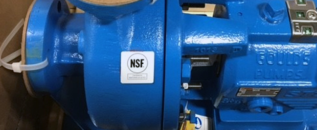 Goulds Pumps Models NSF Certified for Drinking Water Standard